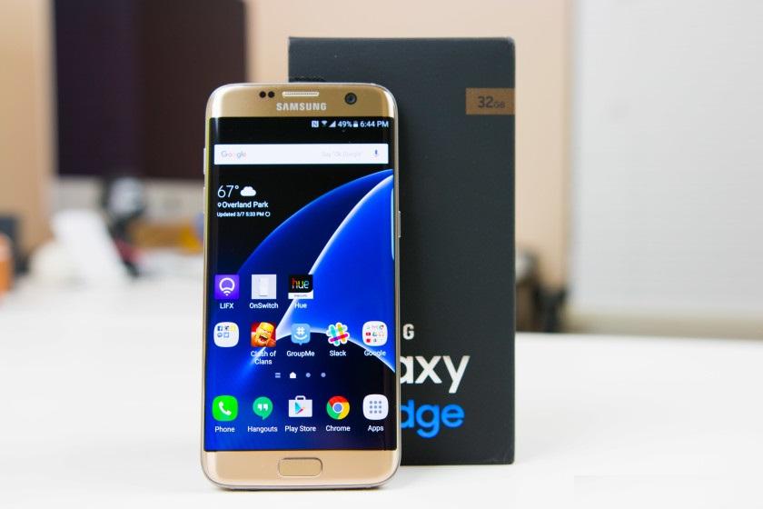 smartphones with the best camera , Samsung Galaxy S7 Edge, techloudgeek.com, techloudgeek