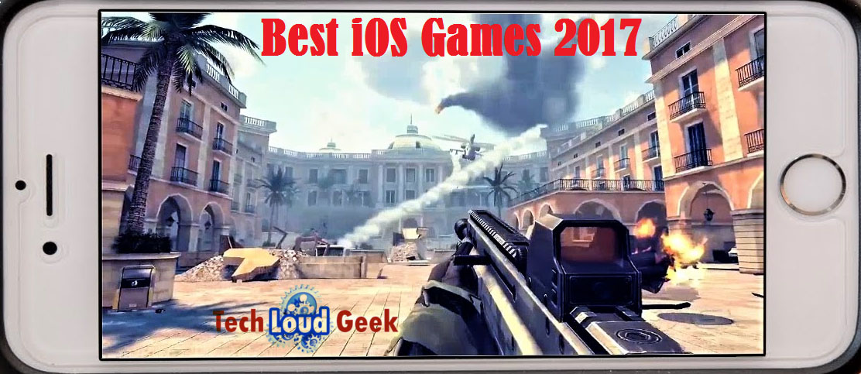 Best iOS Games, Best iOS Games For iPhone and iPad, techloudgeek.com, techloudgeek