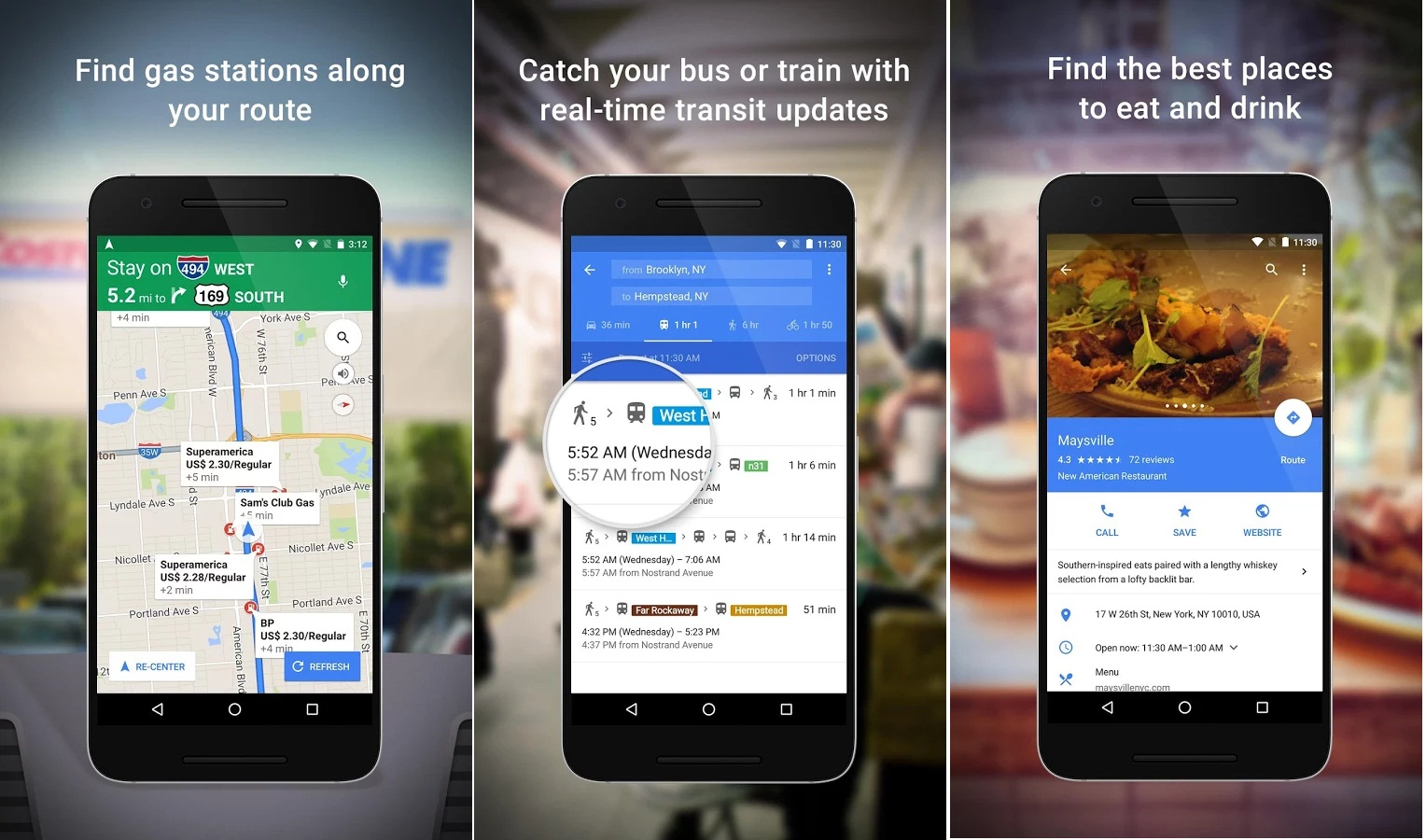 ANDROID APPS 2017, techloudgeek.com, techloudgeek, Google Maps