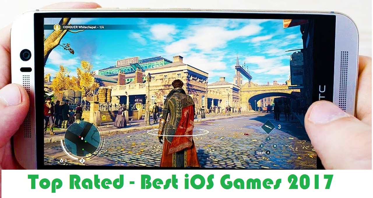 Best iOS Games, techloudgeek, techloudgeek.com