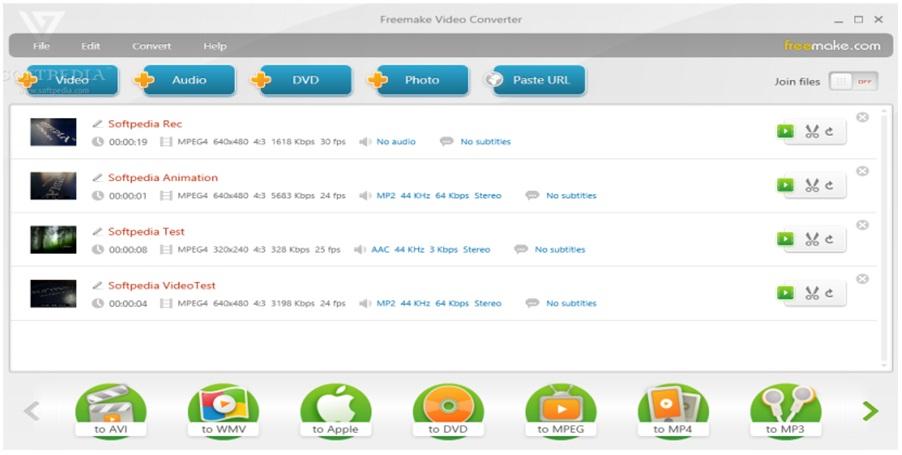 video converter software, Freemake video converter, techloudgeek.com, techloudgeek
