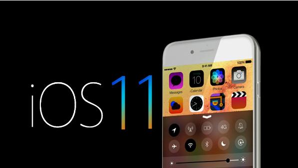 iOS 11. techloudgeek.com, techloudgeek
