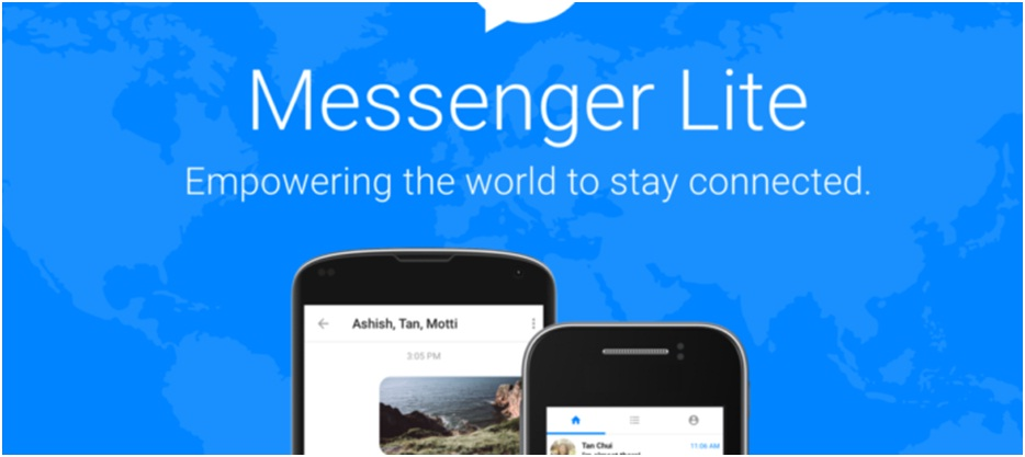 Messenger Lite APP, facebook Messenger Lite APP, techloudgeek.com, techloudgeek