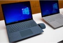 Microsoft Surface Laptop, tech
