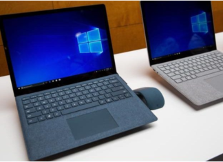 Microsoft Surface Laptop, tech