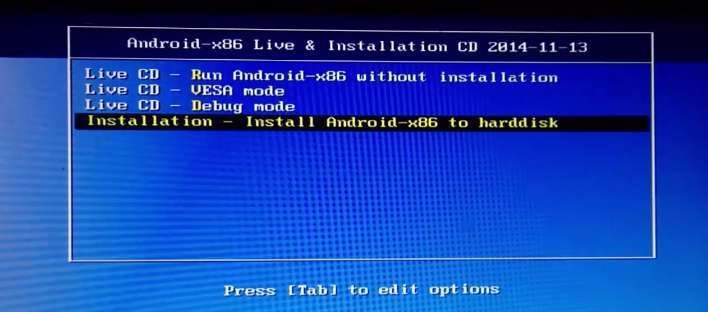 How to install windows OS to android mobile