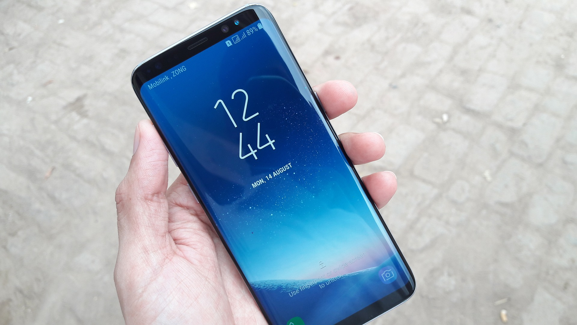 how to install Android Oreo in Samsung Galaxy S8